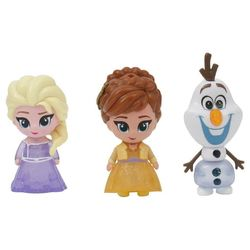 Frozen Whisper&Glow Anna,Elsa&Olaf