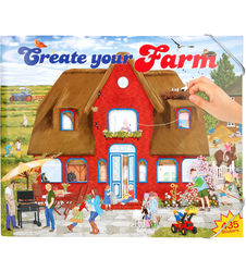 Create your Farm tarrakirja
