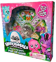 Hatchimals pop-up peli