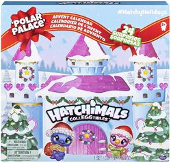 Hatchimals joulukalenteri 2019, Polar Palace