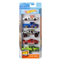 Hot Wheels pikkuautot 5kpl