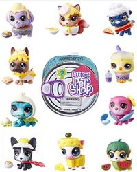 Littlest Pet Shop Hungry Pets Wave 3