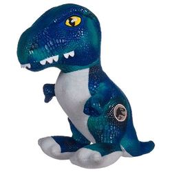 Jurassic World pehmolelu 25cm, Blue Raptor