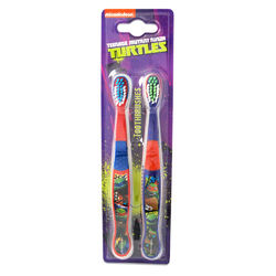 Turtles hammasharja 2-pack