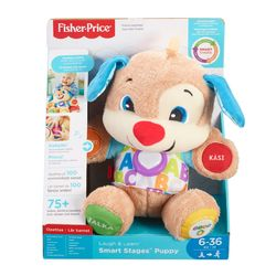 Fisher Price Smart Stages Koira