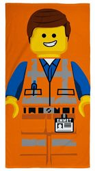 Lego Movie 2 pyyhe, Emmet