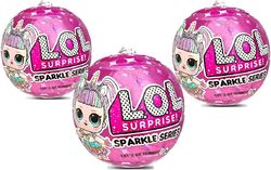 L.O.L. Surprise Sparkle Series, 3pack