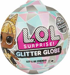 L.O.L. Surprise Glitter Globe Winter Disco yllätyspallo