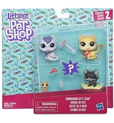 Littlest Pet Shop Kissaperhe