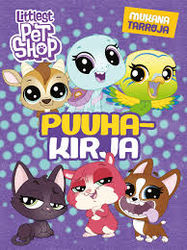 Littlest Pet Shop Puuhakirja