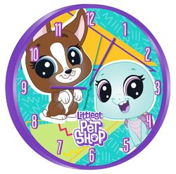 Littlest Pet Shop seinäkello