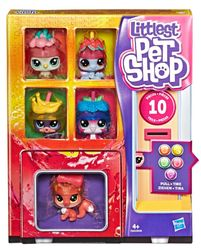 Littlest Pet Shop Vending Machine, slushie squad