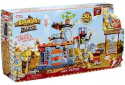 Little Tikes Kingdom Builders Hex Castle linna