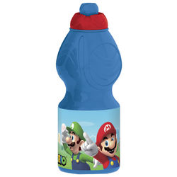 Super Mario juomapullo 400ml