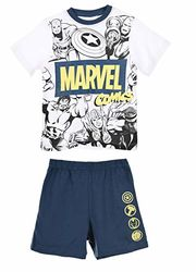 Marvel Comics shortsipyjama, Glow in the dark