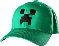 Minecraft Creeper Baseball Cap