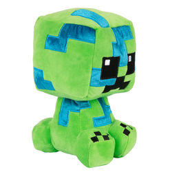 Minecraft pehmolelu Charged Creeper 23cm