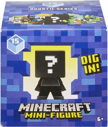 Minecraft minifiguuri blind box