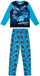 Minecraft pyjama, Is this the end?