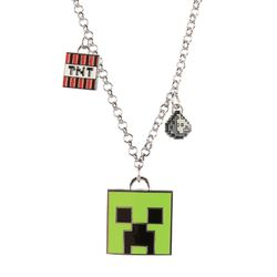 Minecraft kaulakoru Enchanted Creeper