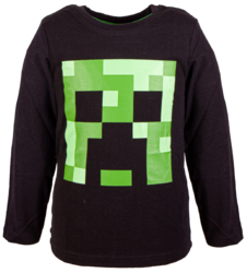 Minecraft trikoopaita Creeper head