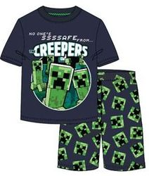Minecraft shortsipyjama, Creepers