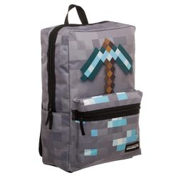 Minecraft koulureppu, Diamond Pickaxe
