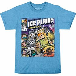 Minecraft t-paita, Tales from the Ice Plains