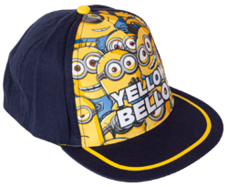 Minions lippalakki yellow bello!