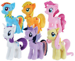 My Little Pony pehmolelu 27cm
