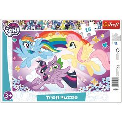 Trefl My Little Pony palapeli 15