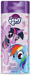 My Little Pony suihkugeeli 400 ml