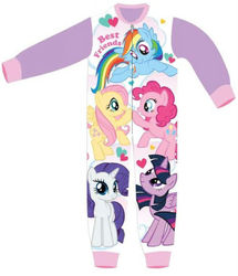 My Little Pony fleecehaalari
