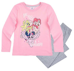 My Little Pony pyjama, Say yes to adventure