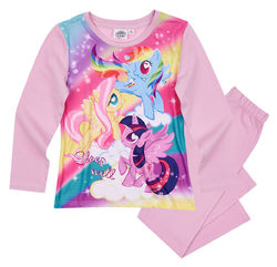 My Little Pony pyjama, Sleep Well