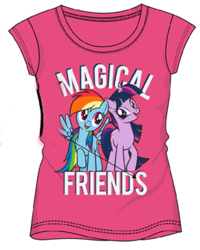 My Little Pony t-paita, Magical Friends