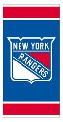 NHL New York Rangers pyyhe 140x70cm