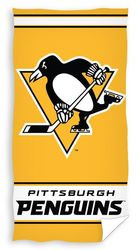 NHL Pittsburgh Penguins pyyhe 140x70cm