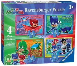 Pj Masks palapeli 4 in 1