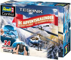Revell Control RC Helikopteri joulukalenteri