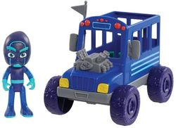 Pj Masks Night Ninja Bus kulkuneuvo