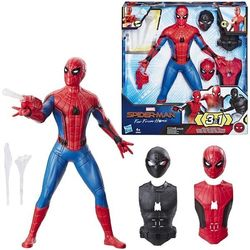 Spiderman Web Gear Deluxe figuuri 3in1
