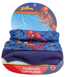 Spiderman fleece tuubihuivi
