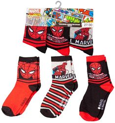 Spiderman sukat 3pack