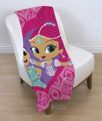 Shimmer&Shine fleeceviltti