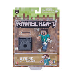 Minecraft Action Figuuri, Steve with arrows
