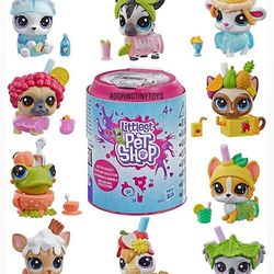 Littlest Pet Shop Thirsty Pets Wave 2