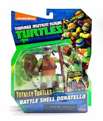 Turtles figuuri, Battle Shell Donatello