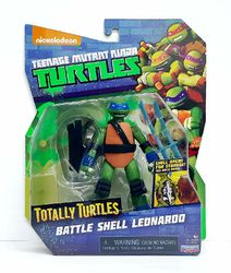 Turtles figuuri, Battle Shell Leonardo