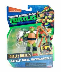 Turtles figuuri, Battle Shell Mikey